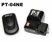 Wireless Flash Trigger PT-04NE