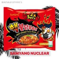 Samyang Nuclear 2X Spicy, Samyang 2X Spicy