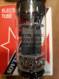 harga Sovtek 5881 / 6l6 6l6wgc power amp fender marshall tabung jcm tubes Tokopedia.com