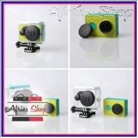 Plastic Lens Cap Cover for Xiaomi Yi / Penutup Lensa Kamera