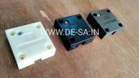 Saklar 202 Lampu Pintu Lemari Geser (Wardrobe Switch) - Hitam