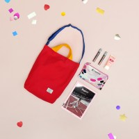 harga Gogirl! thirteenth birthday issue (pop red canvas bag) Tokopedia.com