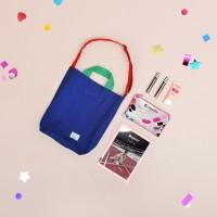harga Gogirl! thirteenth birthday issue (pop blue canvas bag) Tokopedia.com