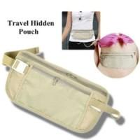 Travel Hidden Pouch / Tas Pinggang Nylon Unisex
