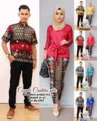 Kebaya Couple / Sarimbit Batik Cintaka Couple
