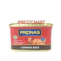 PRONAS CORNED BEEF / KORNET DAGING SAPI 198GR