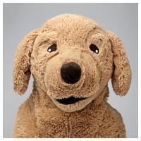 Mainan Anak - IKEA GOSIG GOLDEN Retriever Boneka Anjing Dog Besar