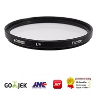 Zomei Filter UV 49mm for Meike Lens, Canon M10/M3/M5 15-45 IS STM