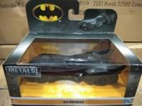 diecast jada 1 /32 batman return movies batmobile