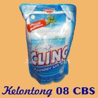 Pembersih Kaca Merk Cling Kemasan Isi Ulang Refill 425 ml Per Pouch