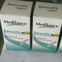 Blood Lancet Medilance / jarum bekam isi 100