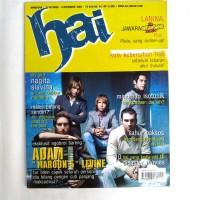 PRELOVED Majalah Hai 2005 2006