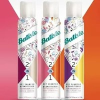 Batiste Dry Shampoo 2 in 1 200ml