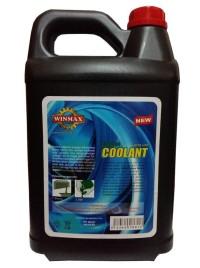 jual Winmax Radiator Coolant - Air Radiator Hijau 5.5 Liter Original