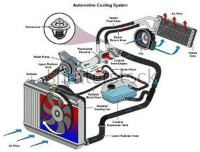 PRESTONE PACKAGE Antifreeze Radiator COOLANT GALON RED MAS Berkualitas