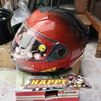 Helm Nolan Full Face N104 Absolute size M L XL Made In Italy