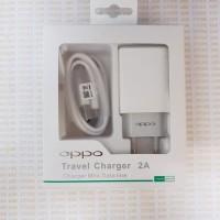 Travel Charger Casan Oppo F3 2A AK933GB ORI