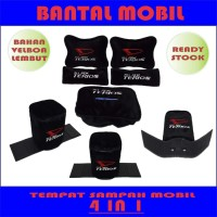 bantal All New Terios 4 in 1
