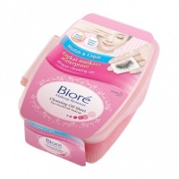 BIORE Make Up Remover Cleansing Oil (44 Sheet(Box))
