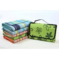 B03064 TGB Tikar Karpet Lipat Piknik Tamasya Gratis Mini Laundry Bag