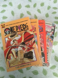 Komik Seri: One Piece - Eiichiro Oda (Cabutan)