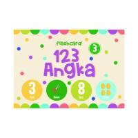 Flashcard 123 Angka (EF130)
