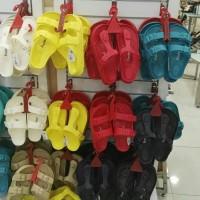 Sandal fladeo karet