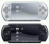PSP SLIM SONY SERI 3000 - MC 16GB Full Games Limited