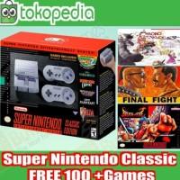 Hot Salee Wo124 Snes Classic Super Nes Classic Edition Bonus 100 Game