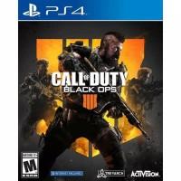 CALL OF DUTY BLACK OPS IIII GAME PS4 COD BLACK OPS 4