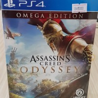 game ps4 Assasin cred odyssey