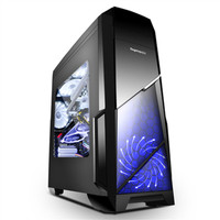 SEGOTEP GAMING CASE SPRINT - White - Side Window - Include Front Led F