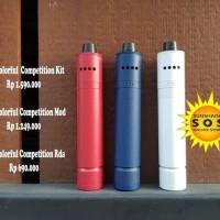 Paketan SubZero X Competition Mod & Rda Authentic