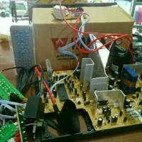 mesin tv china 14 - 21 inch tabung crt lama stereo wansonic asioma