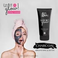 Everwhite / Ever White Peel Off Mask - Charcoal & Mud BPOM