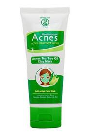 Acnes Tea Tree Oil Clay Mask 50g 50gr