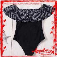 Baju Renang One Piece Swimsuit | Camisole Top | Atasan Kamisol