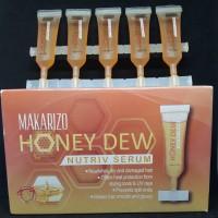 Makarizo Honeydew Nutrive Serum 25x5ml
