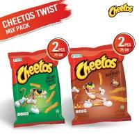 Cheetos Twist Mix Pack 75 Gr