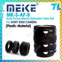 Meike MK-S-AF-B Macro Extension Tube for SONY DSLR Camera