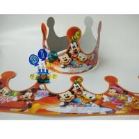 Topi Ulang Tahun Mickey/ Mahkota Ulang Tahun/ Topi Pesta/Pesta Anak