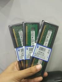 Memory RAM PC DDR3 8GB Kingston Baru GARANSI 1 Tahun