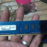 Ram pc 2 GB ddr3 10600u merk Kingston