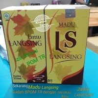 Madu Langsing Al mabruroh