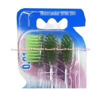 Oral B Green Tea Ultra Thin Bulu Sikat Gigi Yang Tipis Dan Halus Oralb