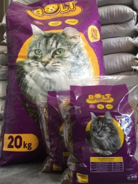 Makanan kucing - Bolt Repack 1kg