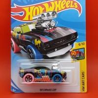 Hot Wheels 69 CAMARO Z28 Hitam - 277 M2018