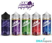 Liquid Jam monster 100ml blueberry strawberry grape USA