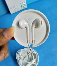 Headset / Earphone Oppo R11 Original 100%
