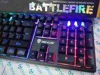 Keyboard Gaming Rexus Battelfire K9RGB Backlight / K9 RGB Fortress